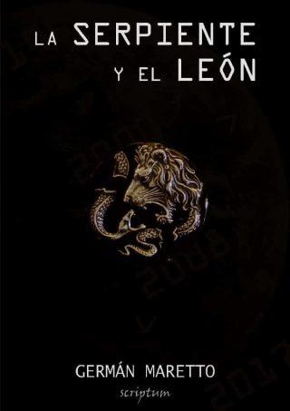 La serpiente y el león - Tapa