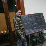 Taller literario en Córdoba - Germán Maretto