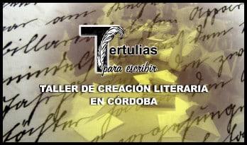 Taller de creación literaria en Córdoba